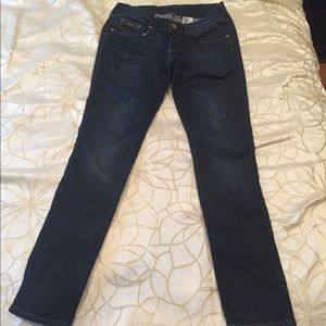 H&M low rise skinny jeans